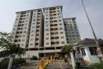 Shoplot For Sale At Intan Apartment, Puchong Intan
