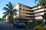 Corner unit Level 3 Goodyear Court 2 Subang Perdana