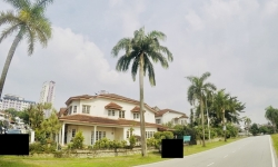 Double Storey Corner Lot Shah Alam
